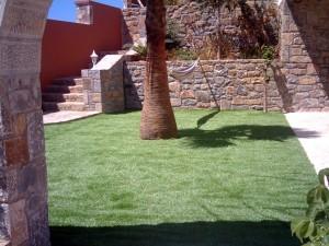 Quality Gardens, Crete - Artificial lawn