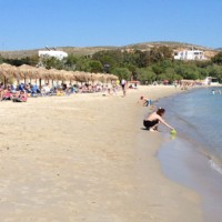 Marchello beach, walking distance